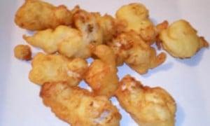 beignets de fruits de mer