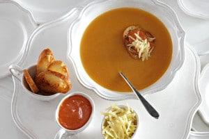 recette soupe de poissons