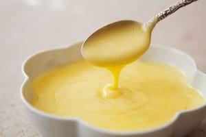 recette sauce hollandaise asperges poisson court-bouillon