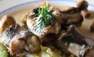 recette anguille en matelote