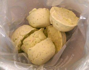beurre à farcir coquillages pétoncles praires recette