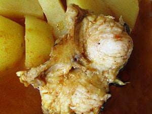recette soupe de congre