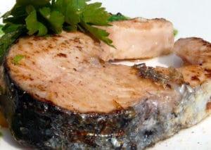 recette darnes saumon poêle cuisson
