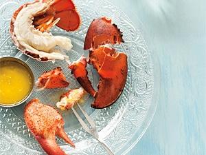 recette homard à la nage eau temps de cuisson facile